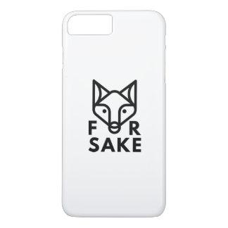 For Fox Sake iPhone 7 Plus Case