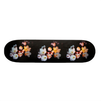 For fund-raising and Cherry blossoms, cherry tree Skate Board