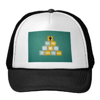 For God So Loved the World Trucker Hats