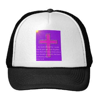 For God So Loved The World Trucker Hat