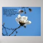 For God So Loved the World John 3:16 art prints