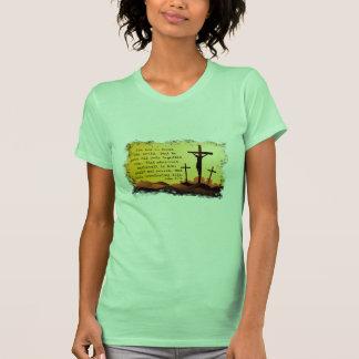For God so loved the World - John 3:16 T-shirts