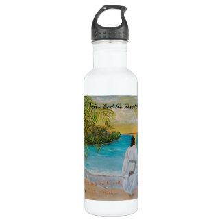 """""""For God So Loved The World..."""" Water Bottle 710 Ml Water Bottle"""