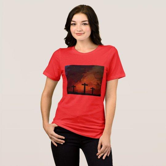 """""""For God so loved the world"""" Women's T-Shirt"""
