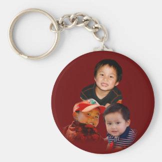 For Grandma Key Ring