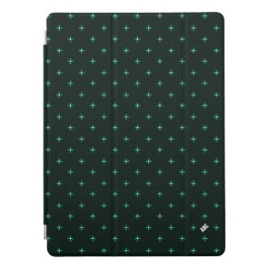 For Him Mens Cool Green Professional Trendy iPad Pro Cover