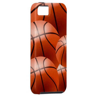 For Him Modern Graphic Basketball iPhone 5 iPhone 5 Cover