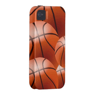 For Him Modern Graphic Basketball iPhone iPhone 4 Cases