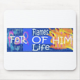 FOR HIM MOUSE PAD