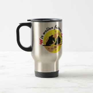 For horses and equestrian sports lover cup mugs