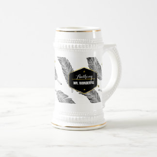 For Husband on Father's Day Gift Beer Mugs