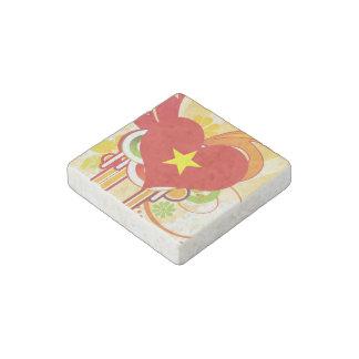 For Kids: Cool Vietnam Stone Magnet