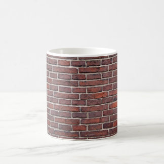 For mason brick coffee mug