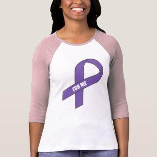 For Me (Purple Ribbon) T-Shirt