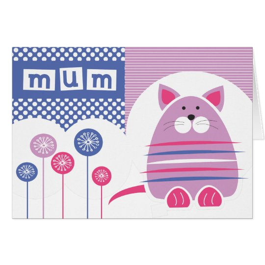 For Mum Card