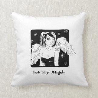 For my Angel.. Throw Cushions