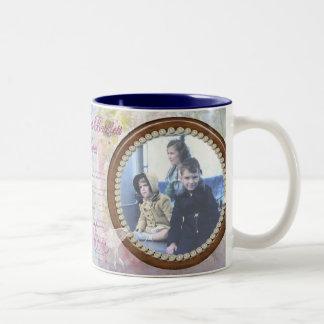 For my Mom Two-Tone Coffee Mug