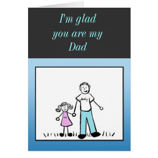 for my step father greeting cards