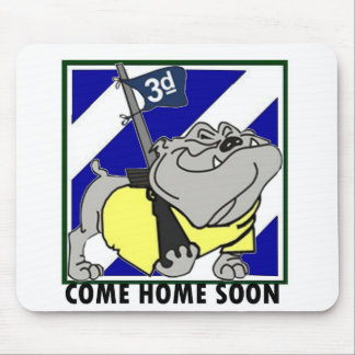 FOR OUR TROOPS MOUSEPAD