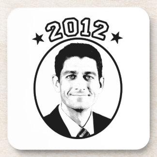 FOR PAUL RYAN 2012 png Beverage Coaster
