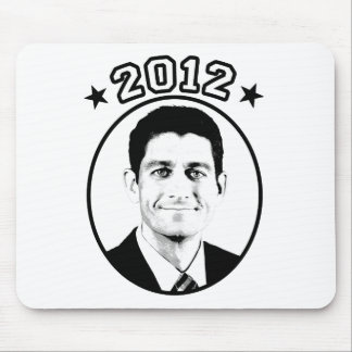 FOR PAUL RYAN 2012 png Mouse Pads