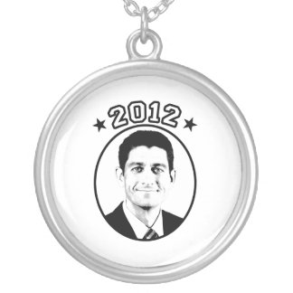 FOR PAUL RYAN 2012.png Personalized Necklace