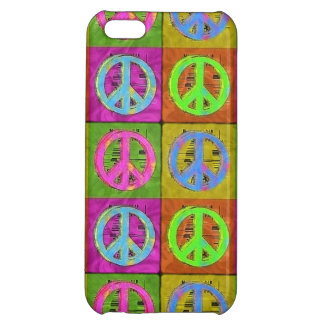 FOR PEACE iPhone 5C COVERS