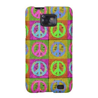 FOR PEACE Samsung Galaxy S II Case Galaxy S2 Case