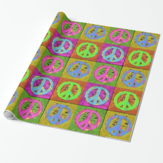 FOR PEACE WRAPPING PAPER