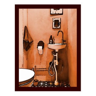 "For Plumber Lovers Vintage ""Le Toilet"" Postcards"