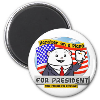 For President Magnet