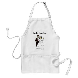 For Real Standard Apron