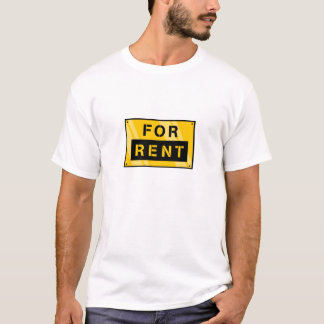 For Rent T-Shirt