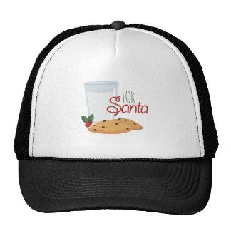 For Santa Cap