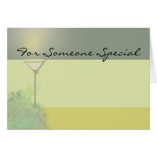 For Someone Special Card