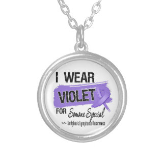 For Someone Special Hodgkins Lymphoma Custom Jewelry