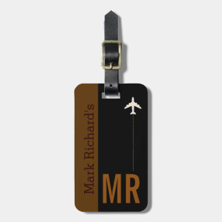for the classy traveller luggage tag