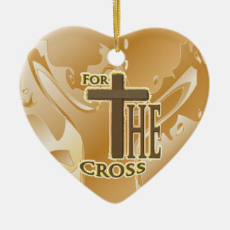 For the Cross Ornaments