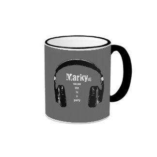 for the dj ringer mug