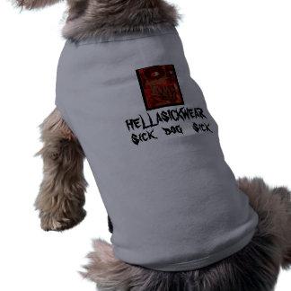 For the DOG, HellaSickwear Sleeveless Dog Shirt