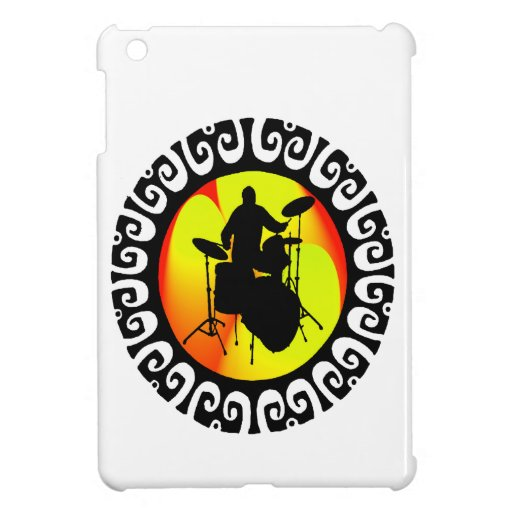 FOR THE DRUMS iPad MINI COVER