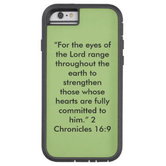 """""""For the eyes of the Lord"""" Iphone 6/6S Phone Case Tough Xtreme iPhone 6 Case"""