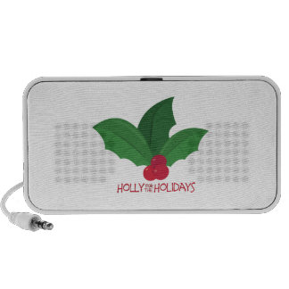 For The Holidays Mp3 Speaker