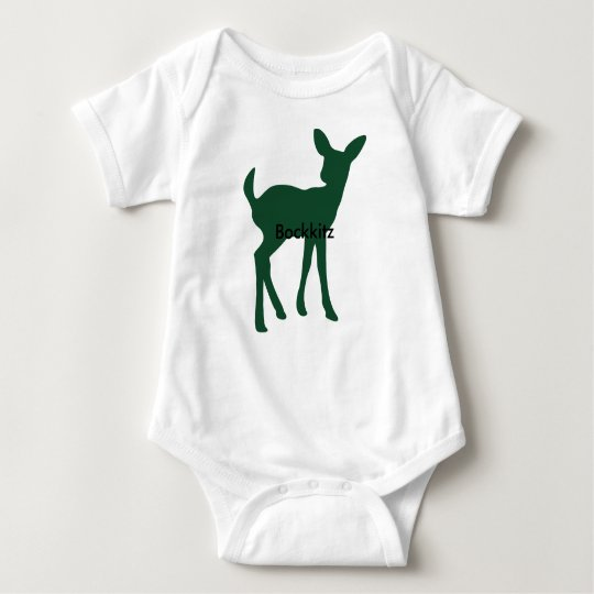 For the hunter oh stature baby bodysuit