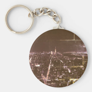 For the Love - NYC Keyring