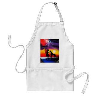 For the Love of a Great Dane Aprons