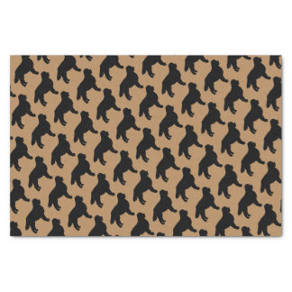 """For The Love of Bernese Mountain Dogs 10"""" X 15"""" Tissue Paper"""