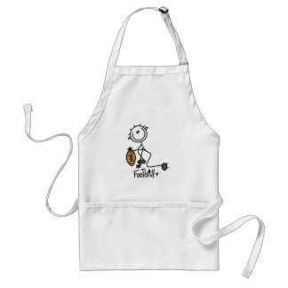 For the Love of Football Tshirts and Gifts Standard Apron