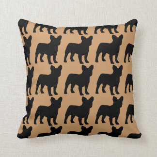 For the Love of French Bulldogs Cushion