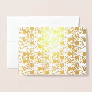 For the Love of Giving - Gold Foil Card